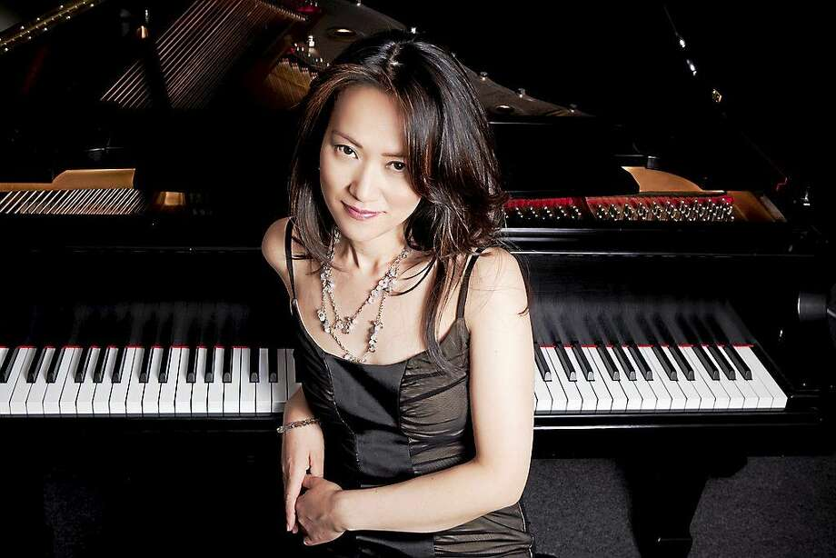"""Contributed photo The six part summer jazz series from HYPERLINK """"http://www.neaae.com""""New England Arts & Entertainment continues Friday, June 26 at the HYPERLINK """"http://www.PalaceTheaterCT.org""""Palace Theater Poli Club with The Yoko Miwa Trio. Photo: Journal Register Co."""