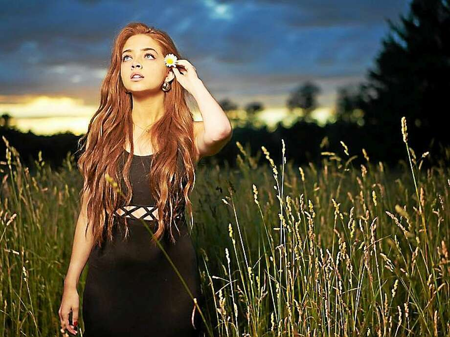 Contributed photo Olivia King brings her R&B sound to the Buttonwood Tree June 20. Photo: Journal Register Co.