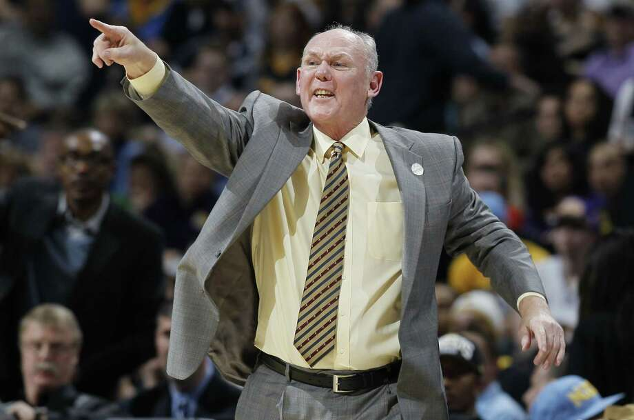 The Sacramento Kings announced Thursday that they had reached an agreement in principle with George Karl to become the head coach. Photo: David Zalubowski — The Associated Press File Photo  / AP