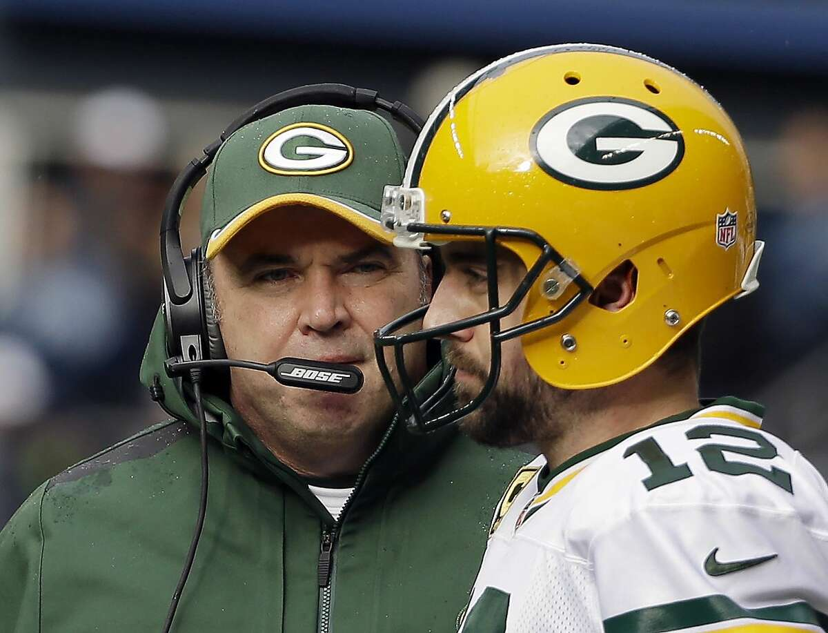 Green Bay Packers head coach Mike McCarthy will not be calling the plays for quarterback Aaron Rodgers next season.