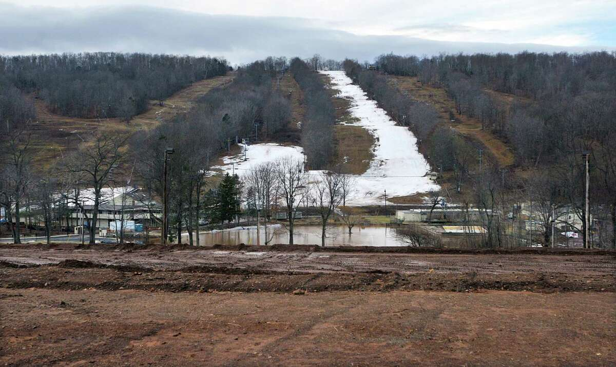 Powder Ridge Mountain Park & Resort in Middletown. Catherine Avalone - The Middletown Press
