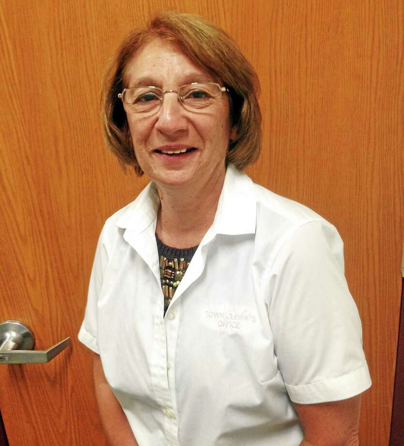 Ahlquist  vying for Cromwell Town Clerk's position. Photo: Journal Register Co.