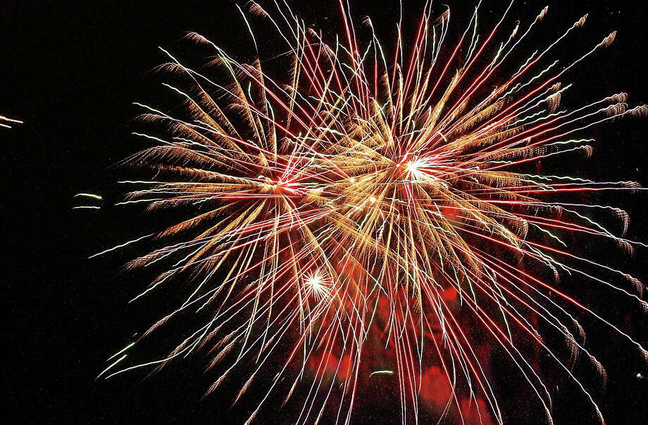 Middletown Press file photo. Fireworks Photo: Journal Register Co.