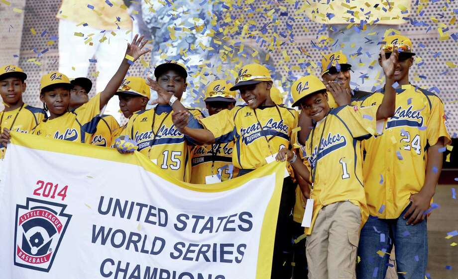Little League International has stripped Chicago's Jackie Robinson West team of its national title after finding the team falsified its boundary map. Photo: Charles Rex Arbogast — The Associated Press File Photo  / AP