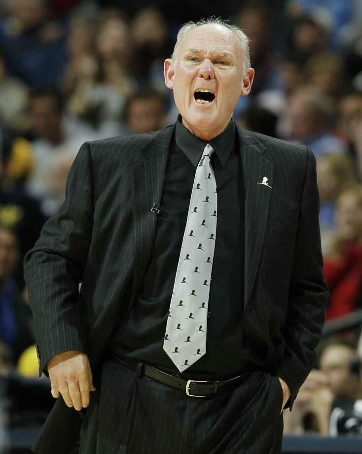 A person familiar with the negotiations says the Sacramento Kings and George Karl have agreed to the framework of a deal for him to take over as coach. Photo: David Zalubowski — The Associated Press File Photo  / AP