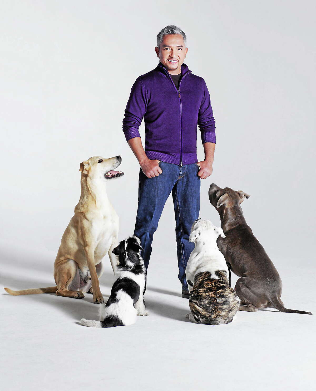 Submitted photo - Cesar Millan Cesar Millan, whose reputation as a