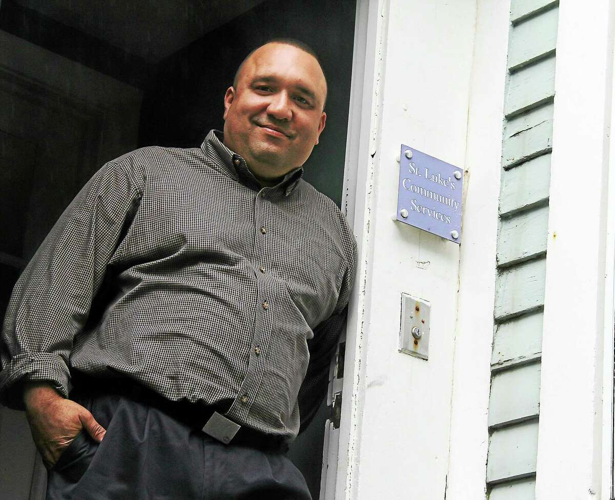 Iraq veteran and former U.S. Air Force military police officer Angel Guevara is a graduate student in social work at university of St. Joseph in West Hartford. Guevara is specializing in social work with vets and will intern at St. Luke's in Middletown, for the Vets4Vets program. The service seeks to connect area vets with private and other services, to supplement those offered by the state Veteran's Administration.