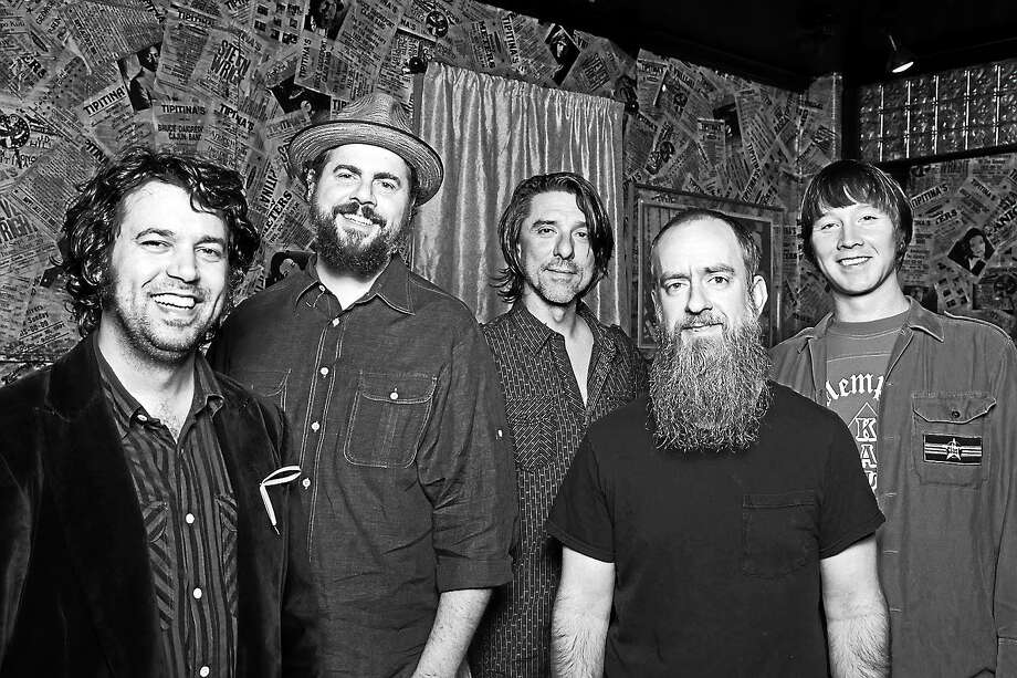 Submitted photo - The Drive By Truckers  Southern rockers The Drive By Truckers are set to perform ìliveî in concert at Toadís Place in New Haven on Tuesday night March 18 Photo: Journal Register Co. / Erika Goldring