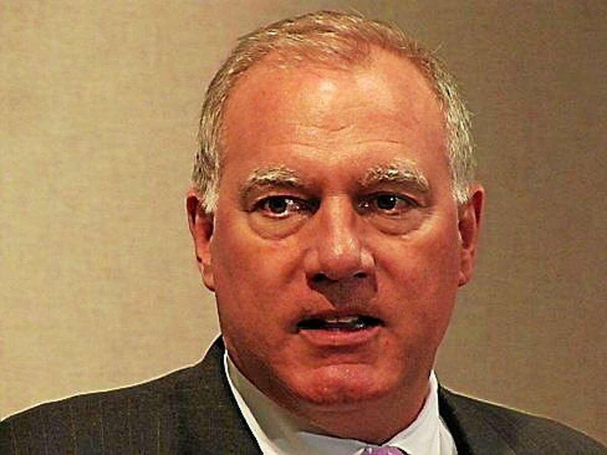 Attorney General George Jepsen. (Hugh McQuaid - CT News Junkie file photo)