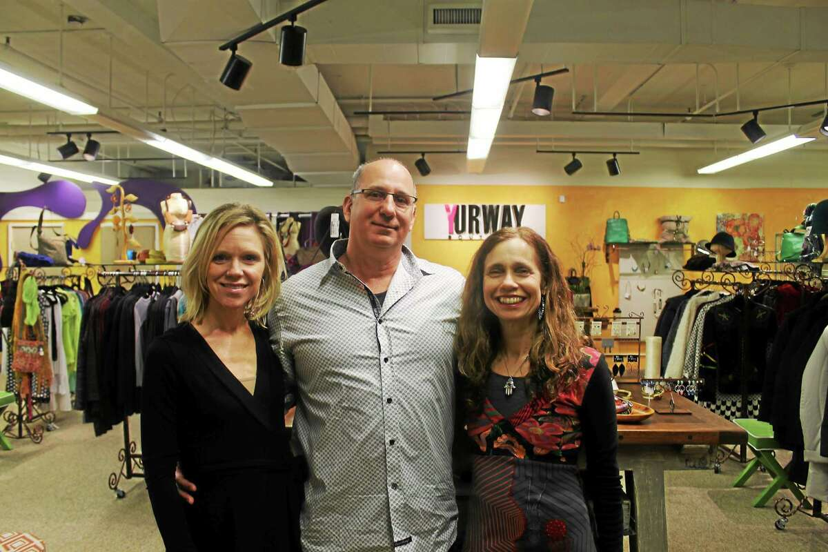 Yurway Boutique run by Amanda Fahy, store manager, and owned by Ronen Yur and Marcia Calisman, recently launched its second location in Middletown's Main Street Market.