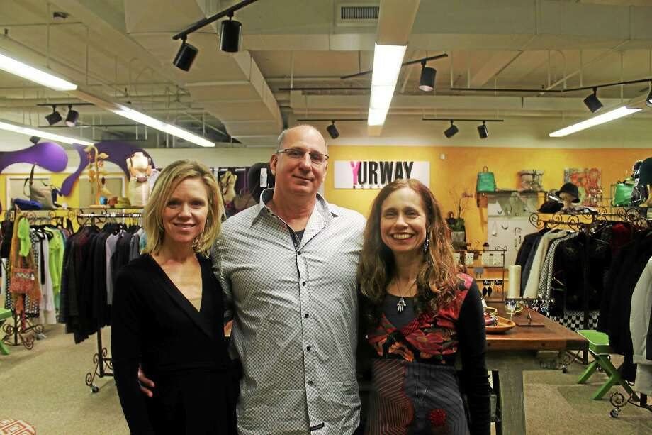 Yurway Boutique run by Amanda Fahy, store manager, and owned by Ronen Yur and Marcia Calisman, recently launched its second location in Middletown's Main Street Market. Photo: Valerie Bannister — Special To The Press