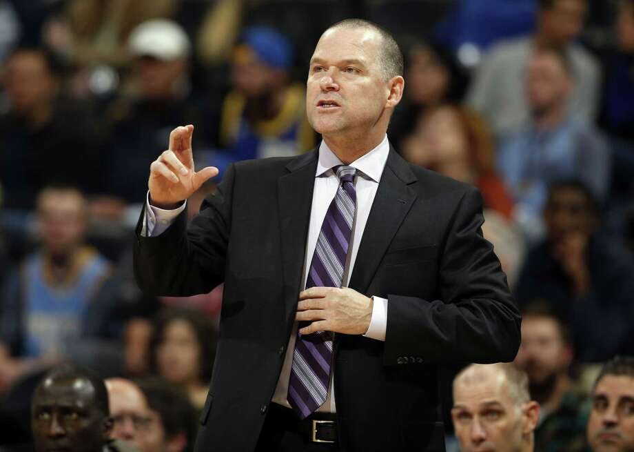 The Denver Nuggets have reached an agreement to make Michael Malone their new coach. Photo: David Zalubowski — The Associated Press File Photo  / AP