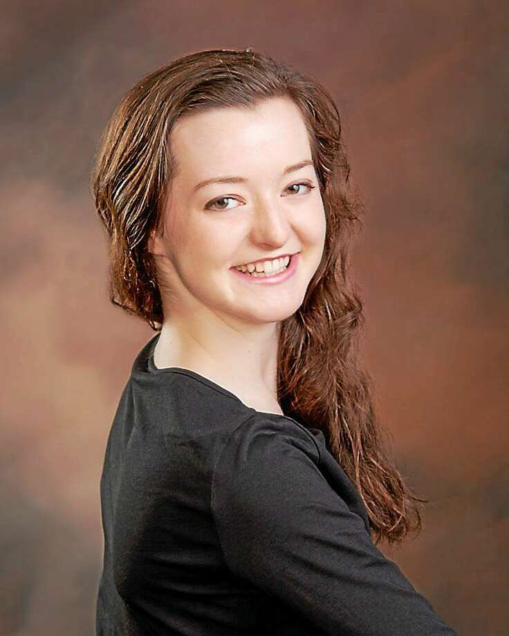 Ciara M. Hickey of Middletown's girls Catholic high school was named a Commended Student in the 2015 National Merit Scholarship Program. Photo: Courtesy Mercy High School