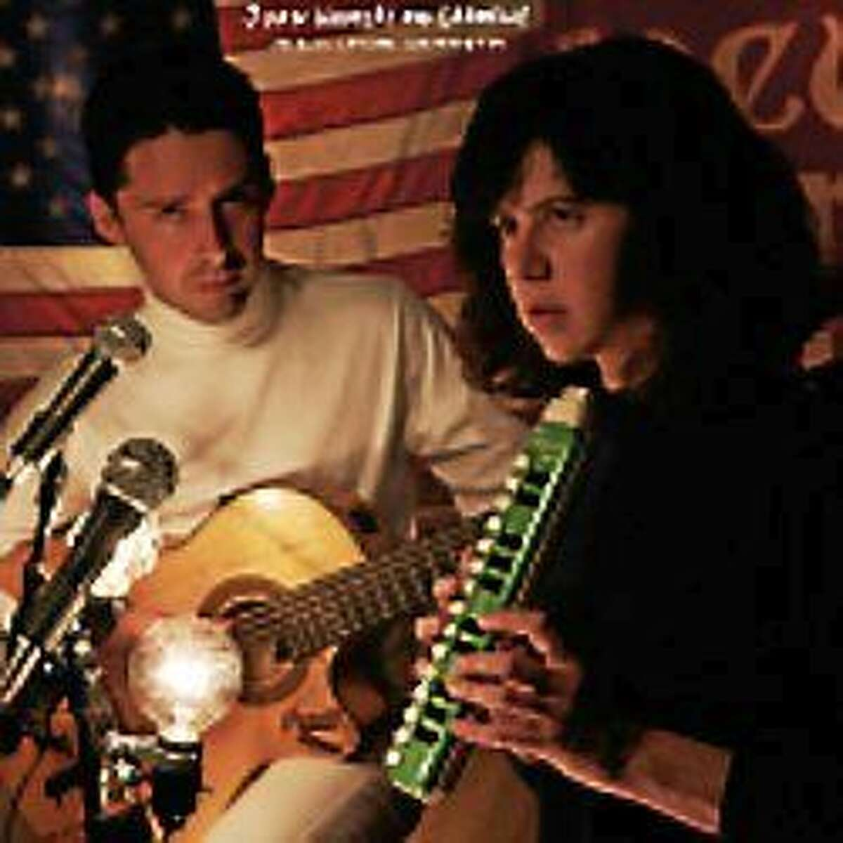 Contributed photo Juan Wauters,left, is coming to Wesleyan Saturday night, Feb. 14, for a tour stop to promote his album,