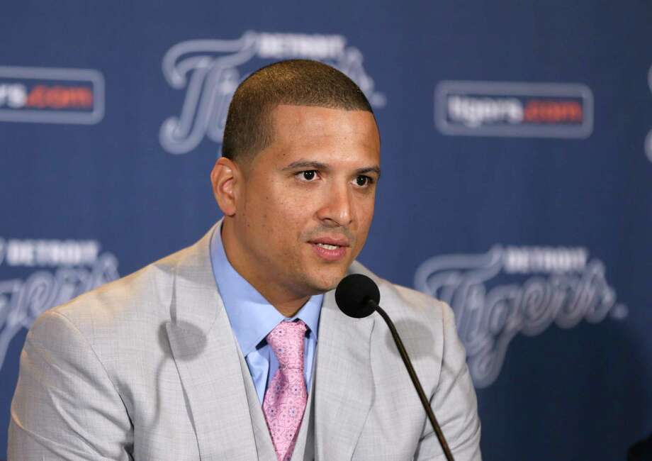 The Detroit Tigers expect DH Victor Martinez back by opening day. Photo: Carlos Osorio — The Associated Press File Photo  / AP