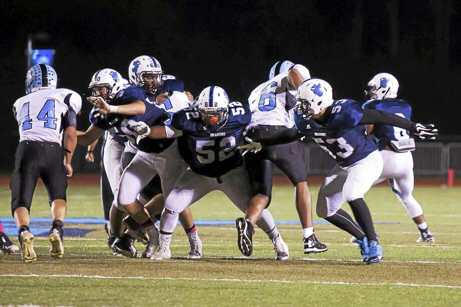 Middletown takes on Hartford Public tonight. Photo: Sandy Aldieri — Special To The Middletown Press