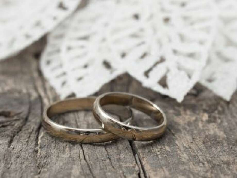wedding rings Photo: Getty Images/iStockphoto / iStockphoto