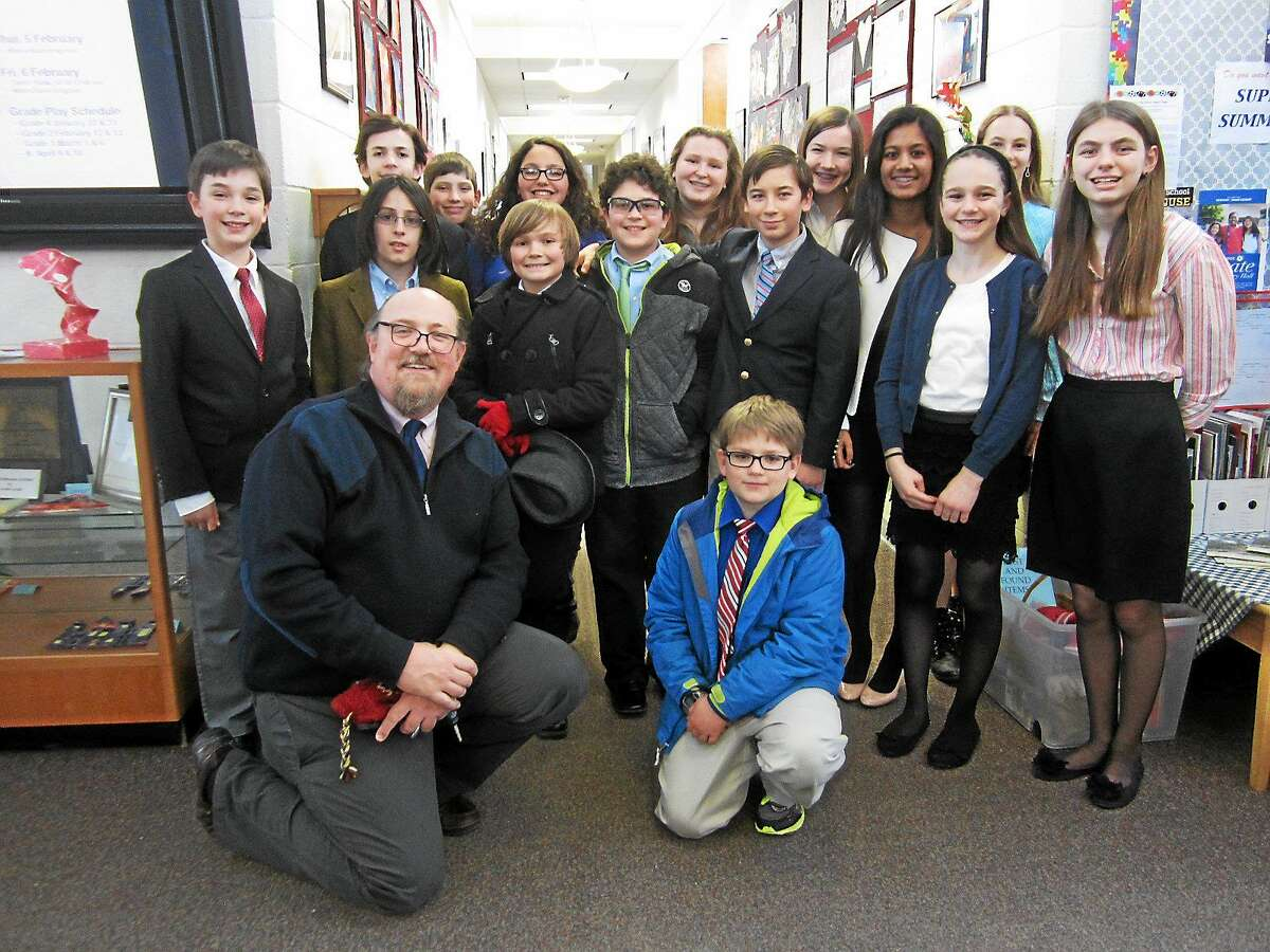 Independent Day School teachers and students are taking part in Connecticut Chapter CivicsFirst Moot Court Competition.