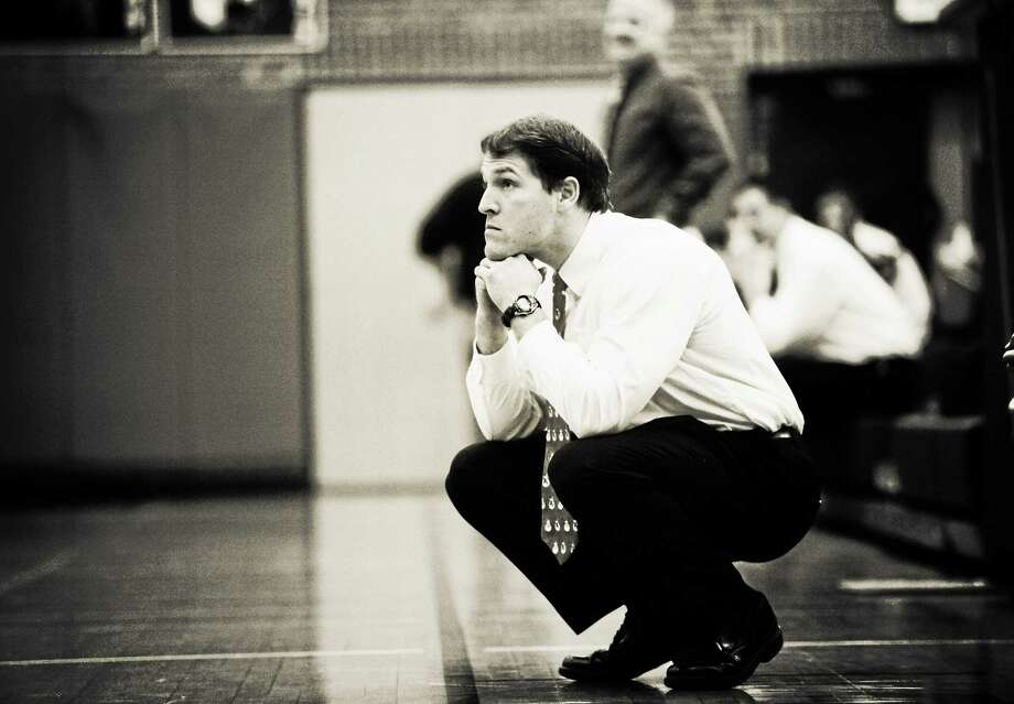 Valley Regional's Jeff Bernardi has been selected as the head basketball coach at East Lyme High School. Bernardi, 29, has been the Warriors associate head coach for five seasons. Photo: Submitted Photo From Valley Regional Basketball