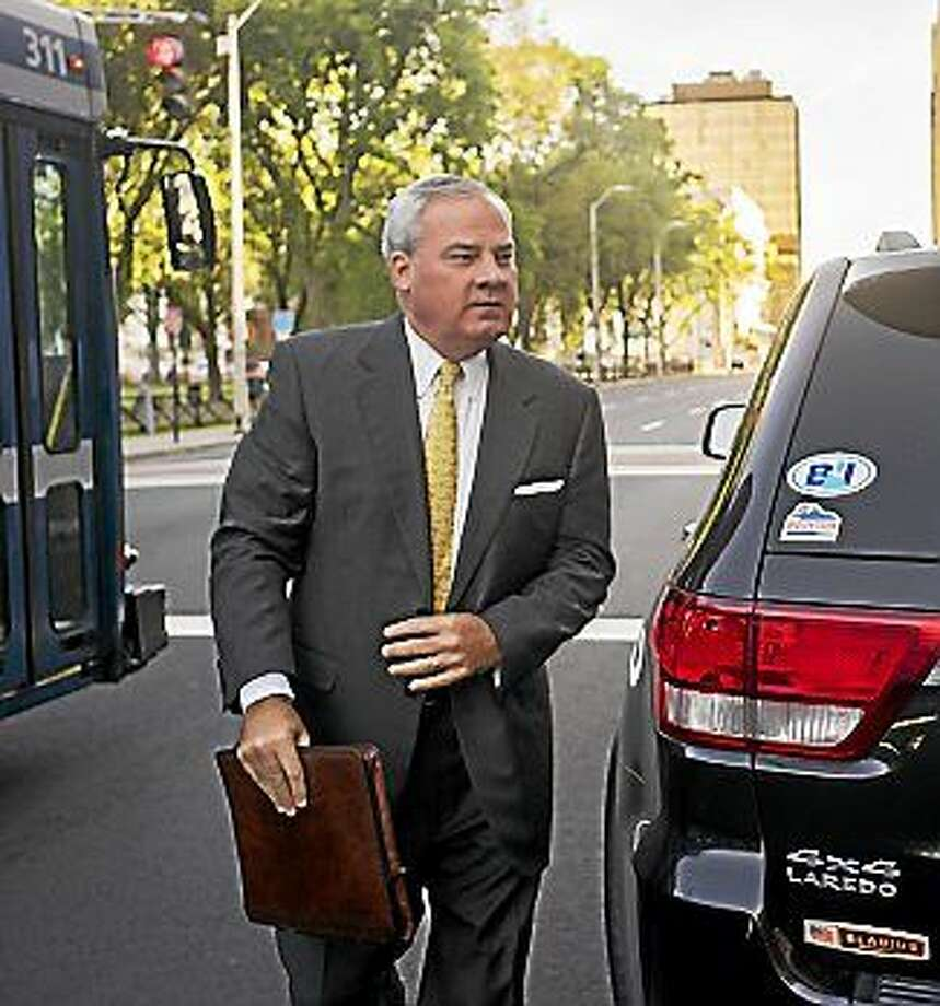 Former Connecticut Gov. John G. Rowland. Photo: CT News Junkie
