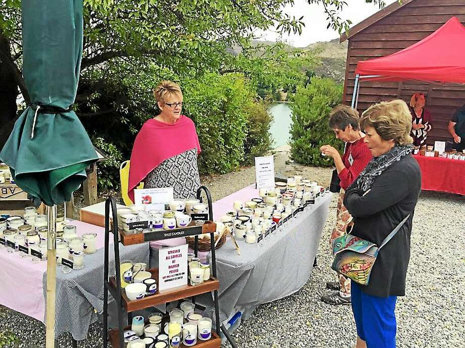 Cromwell's weekly Farmers Market begins  Friday with local, natural and fresh products, organizers say. Photo: COURTESY PHOTO