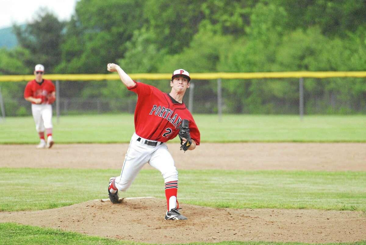 Portland senior Jason Staub will start against Thomaston in the Class S championship game Saturday at Palmer Field.