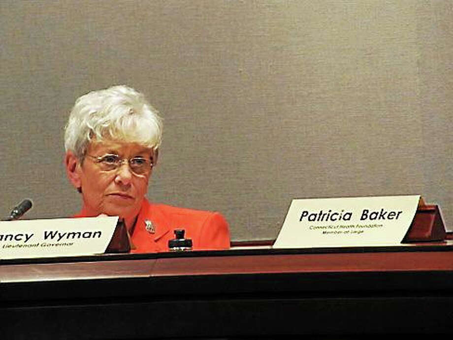 Lt. Gov. Nancy Wyman Photo: CTNJ FILE PHOTO