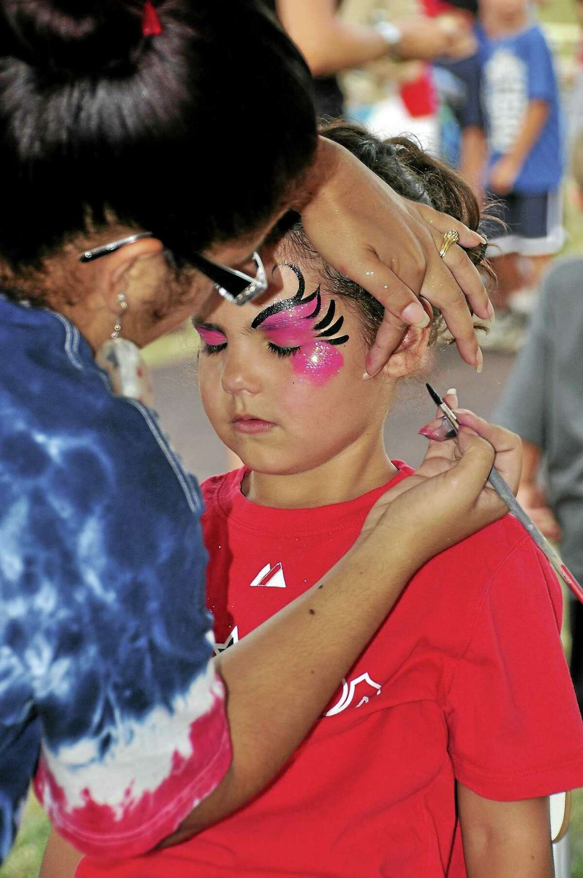 Middletown's Health & Safety Day Saturday will include face painting for children.