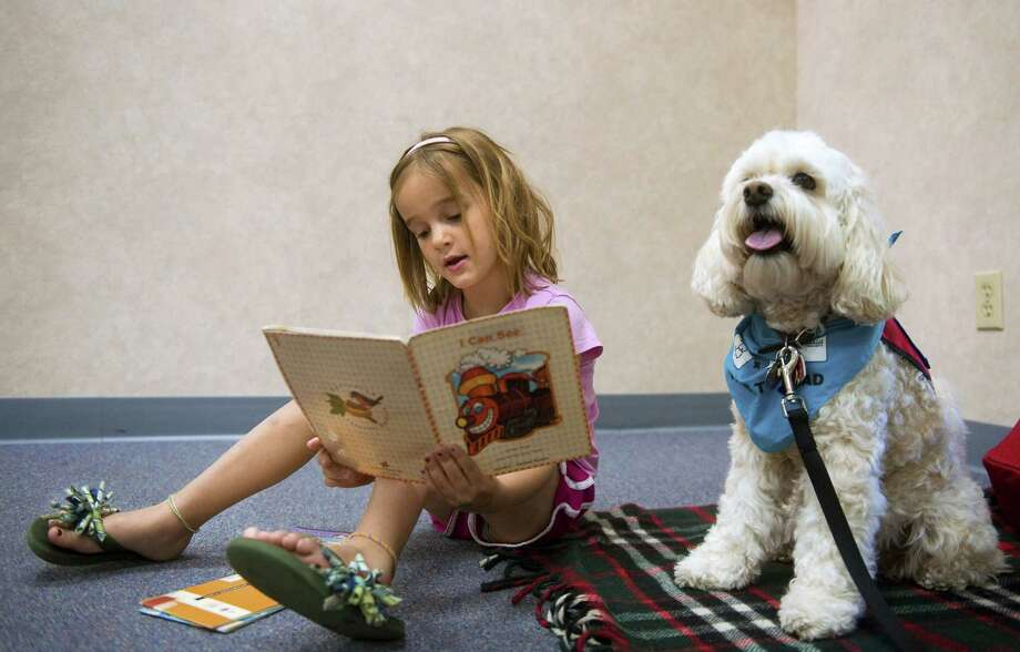 File photo Reading is fundamental for grade-schoolers. Photo: AP / Journal Star