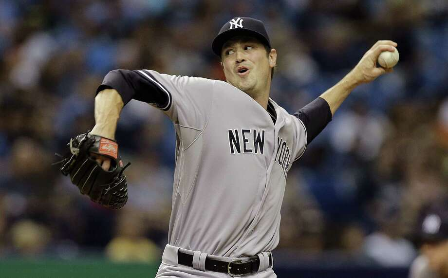 The New York Yankees' dominant bullpen took a big hit Wednesday when the team announced closer Andrew Miller has a left forearm strain and will be placed on the 15-day disabled list. Photo: Chris O'Meara — The Associated Press File Photo  / AP