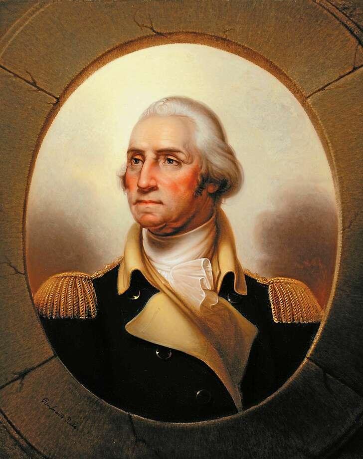 George Washington Photo: Journal Register Co.