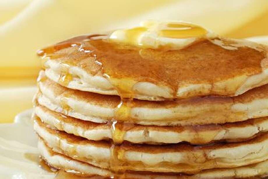 Golden Pancakes Photo: Getty Images/iStockphoto / iStockphoto