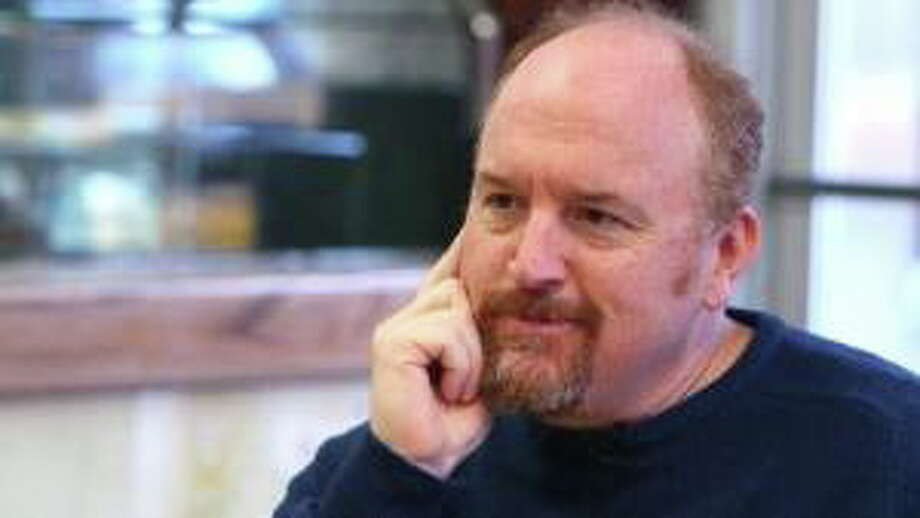 "Louis C.K. on ABC's ""Nightline."" Photo: (ABC)"