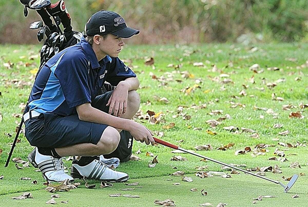"File photo The fourth annual Salvatore ""Flash"" Faraci memorial golf tournament is June 22 at Portland's Quarry Ridge Golf Course."