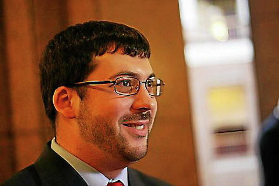 Rep. James Albis, D- East Haven. Hugh McQuaid/CT News Junkie Photo: Journal Register Co.