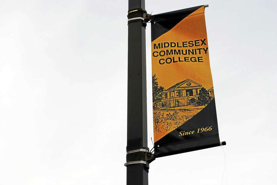 Middlesex Community College in Middletown. Photo: Middletown Press File Photo