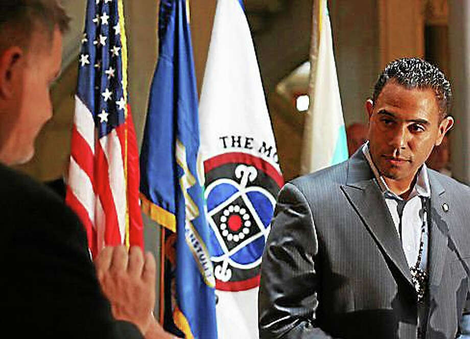 Rodney Butler, chairman of the Mashantucket Pequot Tribal Nation Photo: ELIZABETH REGAN FILE PHOTO
