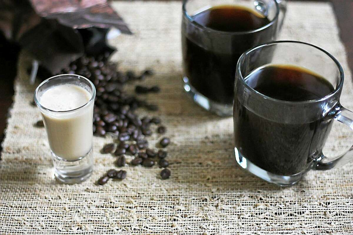 It's Only Natural Restaurant of Middletown offers this recipe for Vaileys Irish coffee.