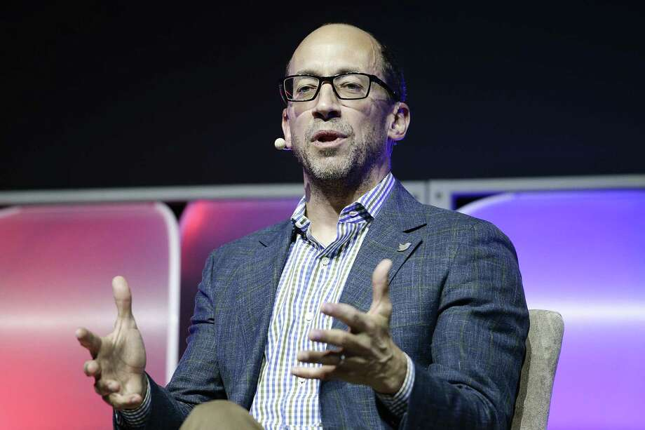 Twitter CEO Dick Costolo speaks during a panel discussion at the International Consumer Electronics Show in Las Vegas. Photo: Jae C. Hong — The Associated Press  / AP