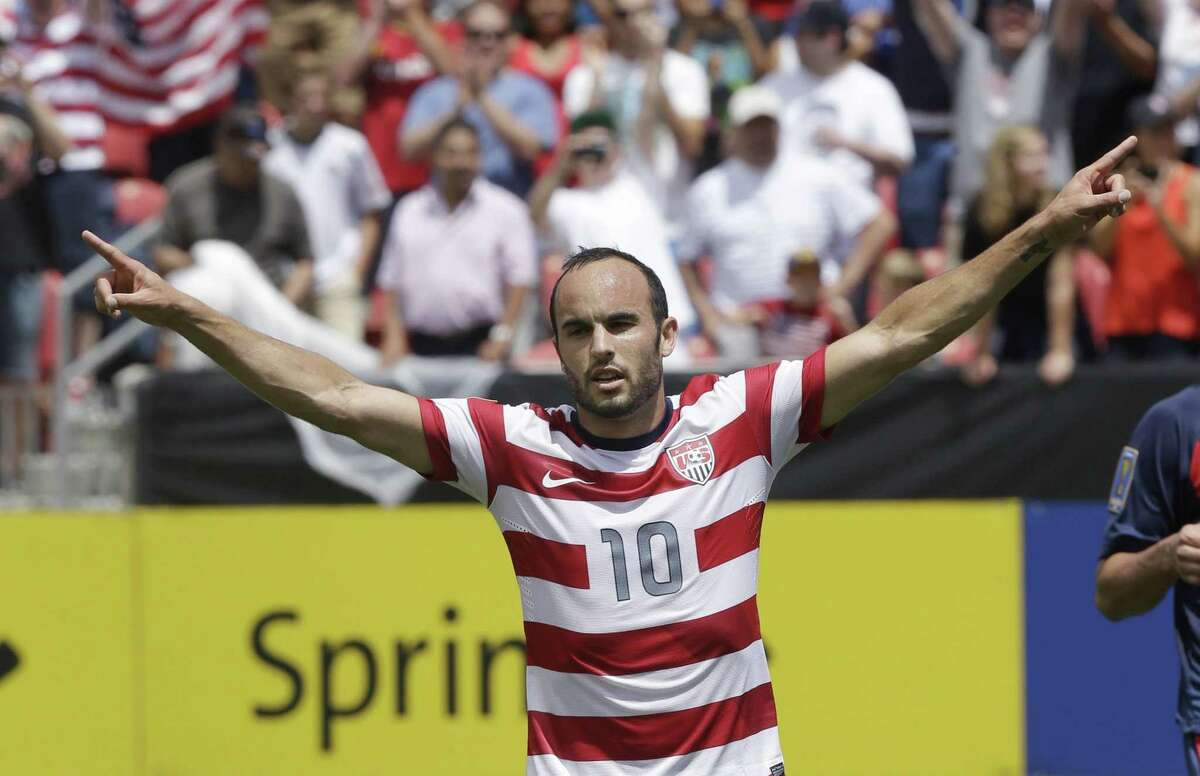 Landon Donovan will be surrounded by a relatively youthful roster for the United States' exhibition against Ecuador at Rentschler Field on Friday, when he is set to make his 157th and final international appearance.