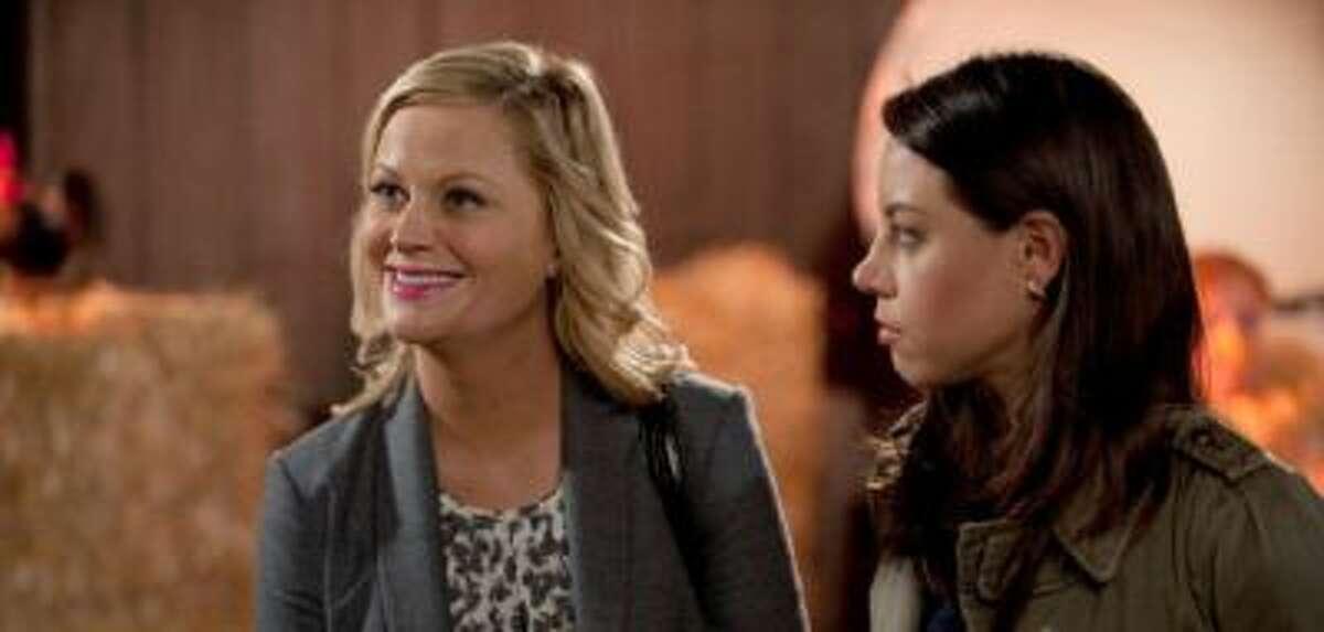 'Leslie vs. April' Episode 507 - Amy Poehler won a Golden Globe for her role in