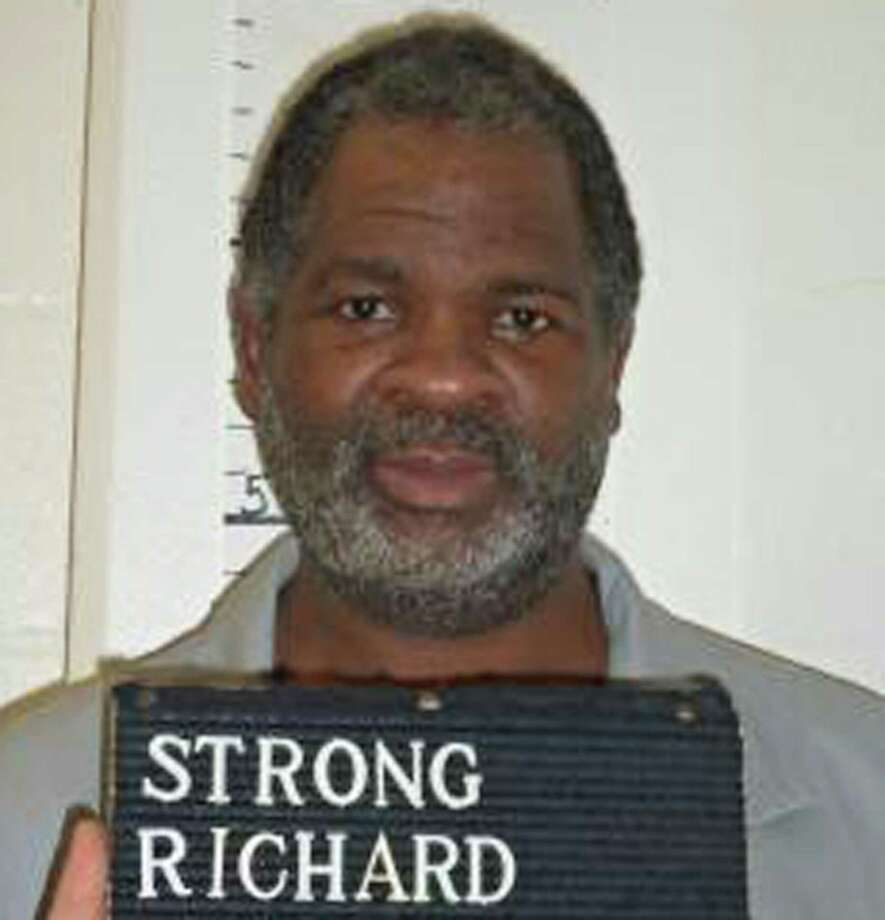 This Feb. 9, 2014 photo provided by the Missouri Department of Corrections shows Missouri death row inmate Richard Strong. Strong was convicted of fatally stabbing his girlfriend and her 2-year-old daughter 15 years ago in suburban St. Louis. Photo: (Missouri Department Of Corrections Via AP) / Missouri Department of Corrections