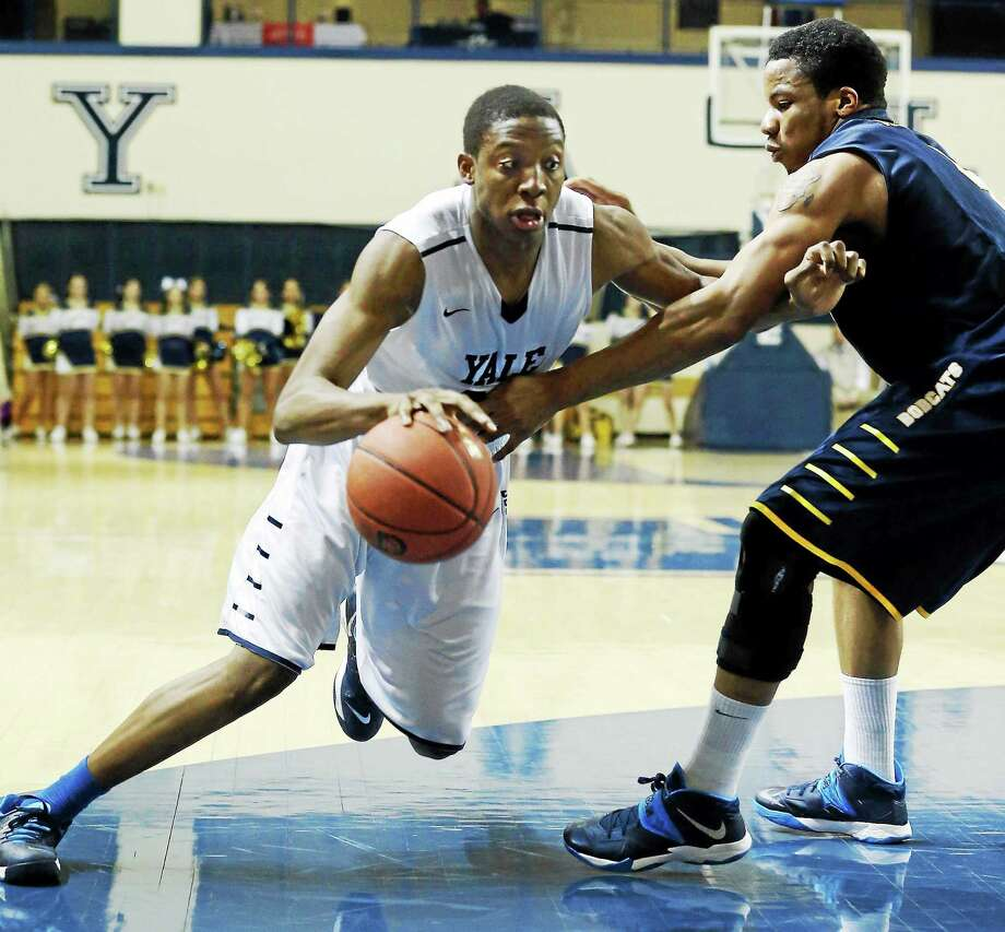 Justin Sears is making a strong case for Ivy League Player of the Year honors. Photo: Photo Courtesy Of Yale Athletics