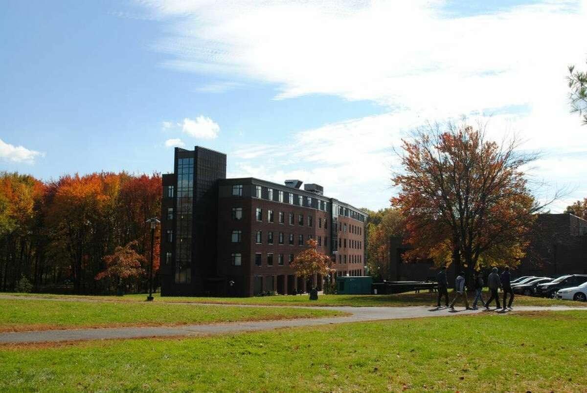 The University of Hartford campus