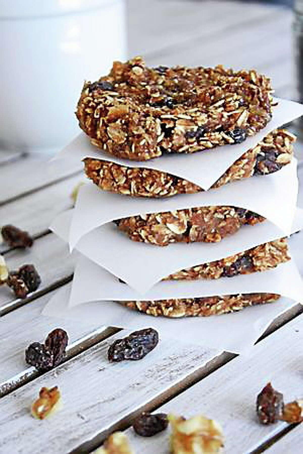 I.O.N. Restaurant Healthy breakfast cookie