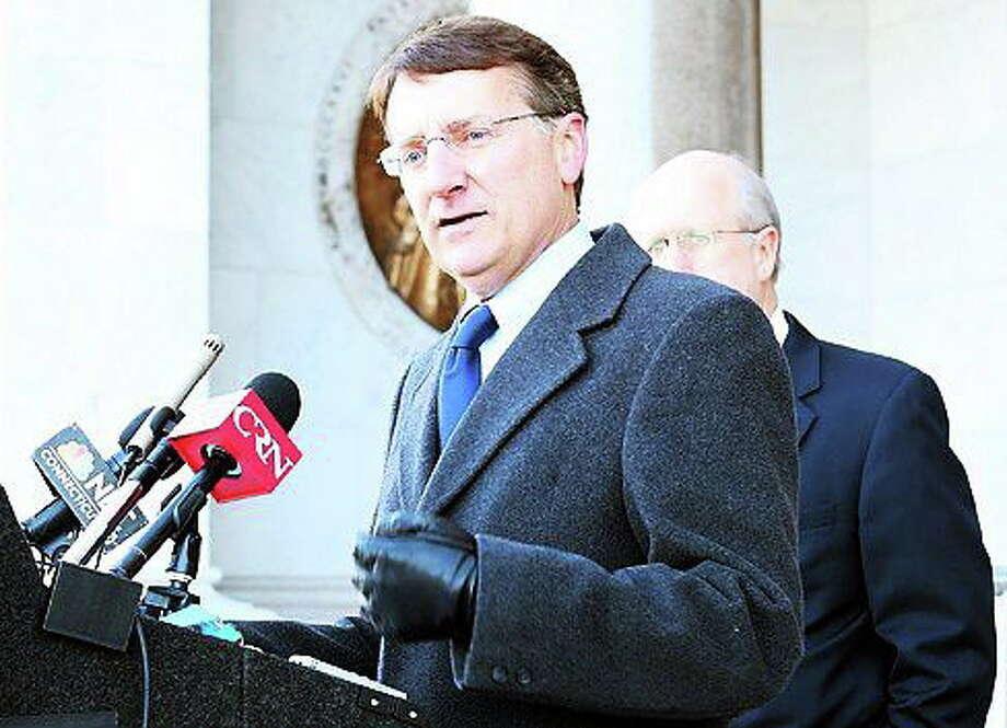 Connecticut GOP Chairman Jerry Labriola Jr. Photo: Journal Register Co.