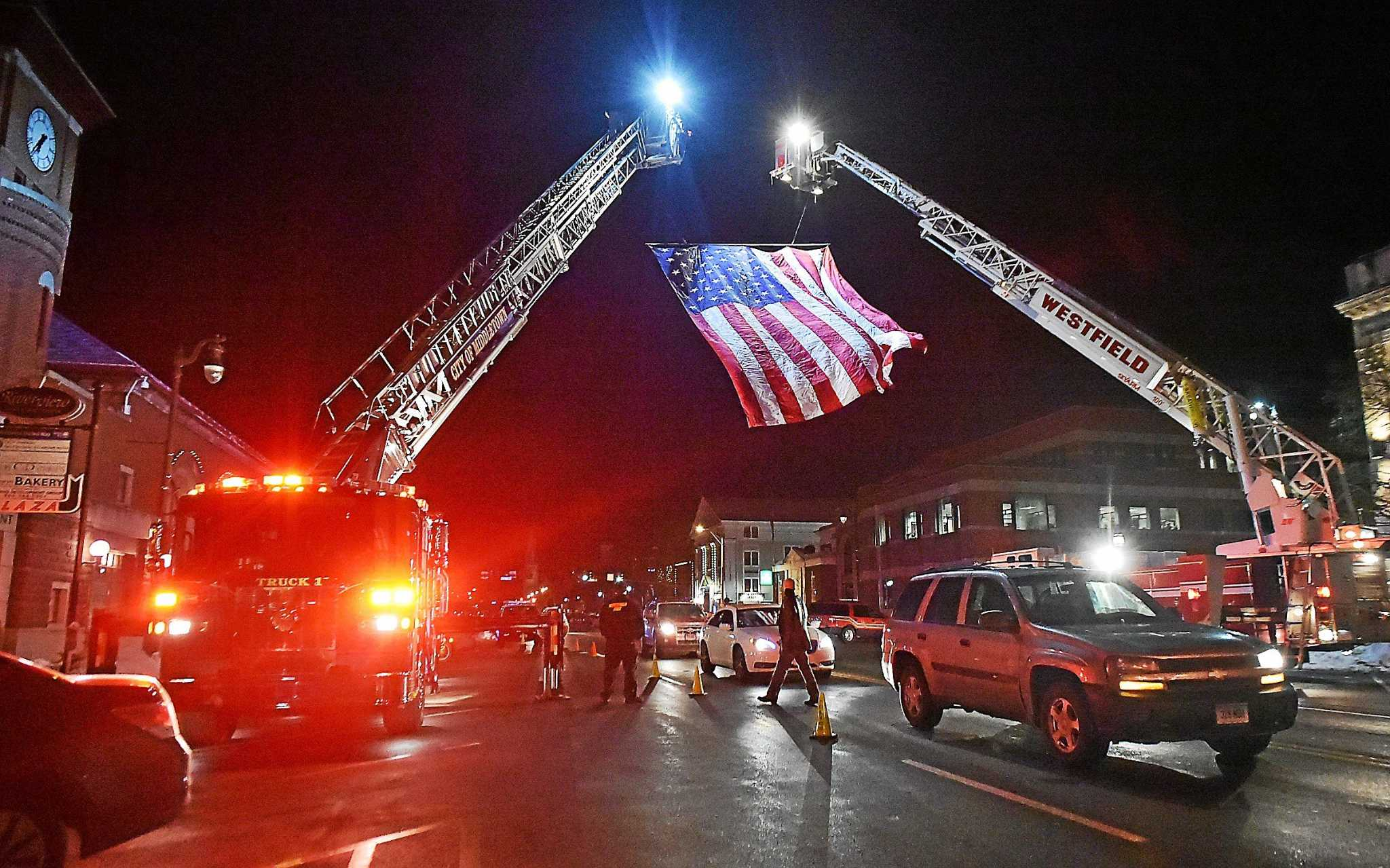 Middletown marks 15th anniversary of officer's death - The