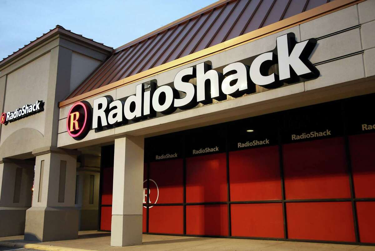 A RadioShack store in Dallas.