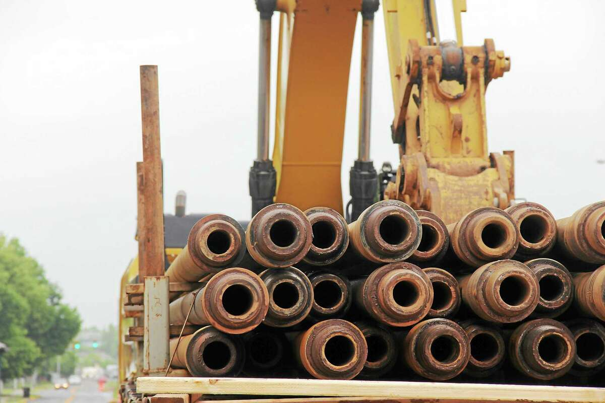 Drilling progress in Middletown is slower than anticipated on the $40 million plan to connect to the Mattabassett District sewer treatment plant. The wastewater regionalization project includes four towns and cities.