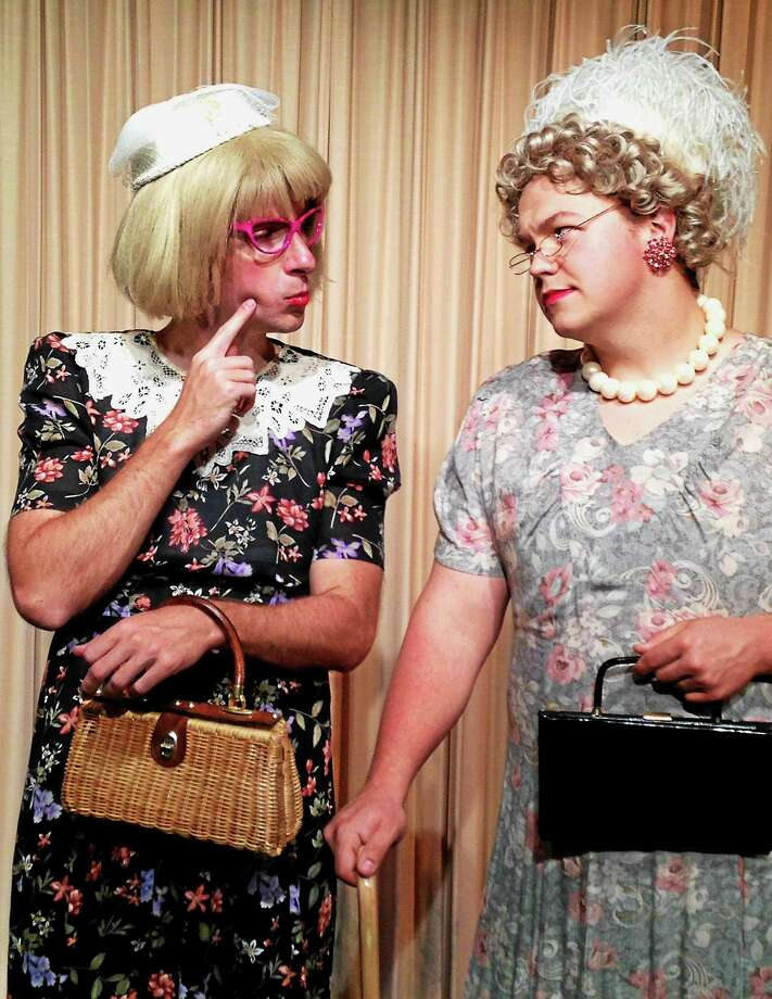 """Contributed photos The next stage show for the Connecticut Cabaret Theatre is """"Greater Tuna,"""" a comedy by Joe Sears, Jaston Williams and Ed Howard. Directed by Kris McMurray, the show opens June 5 with performances through July 18. Photo: Journal Register Co."""